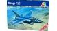 Maquettes : ITALERI I2695 - Mirage F1C