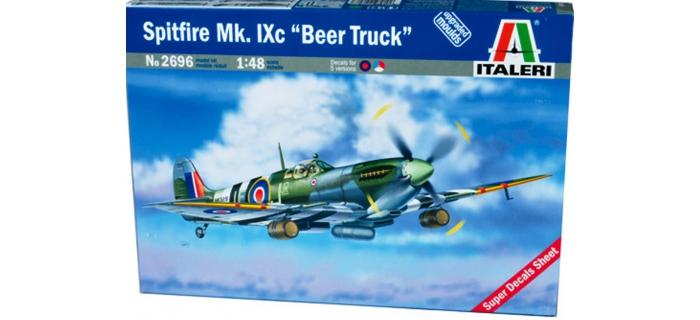 Maquettes : ITALERI I2696 - Spitfire Mk.IX Beer Truck