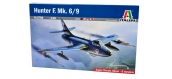 Maquettes : ITALERI I2708 - Hawker Hunter FGA6/FGA9
