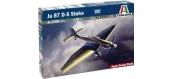 Maquettes : ITALERI I2709 - Junkers Ju87D-5 Stuka