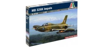 Maquettes : ITALERI I2710 - MB 326K Impala