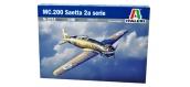 Maquettes : ITALERI I2711 - Macchi MC.200 Saetta Série 2