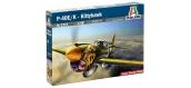 Maquettes : ITALERI I2717 - Curtiss P-40E/K Kittyhawk Mk.II