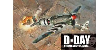 ITALERI I2734 - Hawker Typhoon Mk.Ib Late