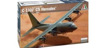 Maquettes : ITALERI I2746 - Hercules C-130J C5