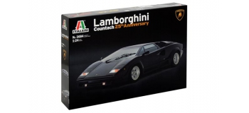 ITALERI I3684 - Lambo Countach 25ème Anniv