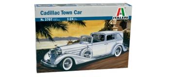 Maquettes : ITALERI I3707 - Cadillac Town Car