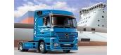 Maquettes : ITALERI I3824 - Mercedes Actros 1854