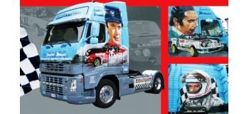 Maquettes : ITALERI I3849 - Volvo FH Munari
