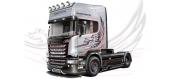Maquettes : ITALERI I3906 - Scania R730 Silver Griffin