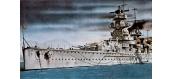 Maquettes : ITALERI I502 - Navire de guerre Admiral Graf Spee