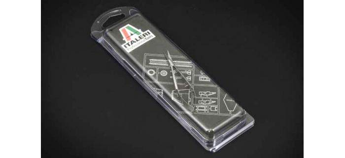 Maquettes : ITALERI I50817 - Mini-ciseaux à photo-découpe
