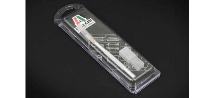 Maquettes : ITALERI I50818 - Couteau de modélisme + 5 lames