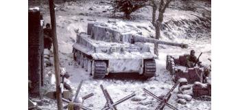 Maquettes : ITALERI I6113 - Bataille de Bastogne