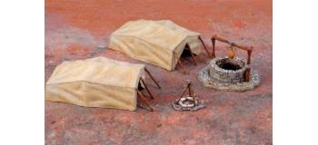 Maquettes : ITALERI I6148 - Point d'eau désertique