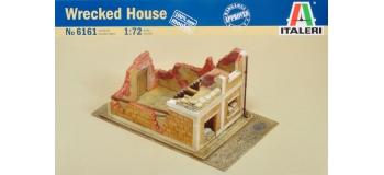Maquettes : ITALERI I6161 - Maison en ruine