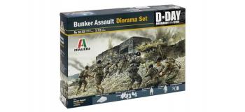 Maquettes : ITALERI I6172 - Assaut de Bunker Côtier