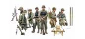 Maquettes : ITALERI I6522 - Infanterie US Embarquée 2ème GM