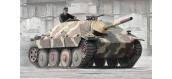 Maquettes : ITALERI I6531 - Jagdpanzer 38(t) Hetzer