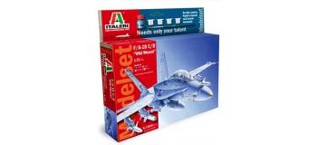 Maquettes : ITALERI I71016 - F/A-18C/D Wild Weasel