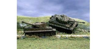 Maquettes : ITALERI I7505 - chars de combat, Tiger I Ausf.E
