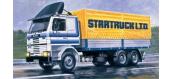 Maquettes : ITALERI I762 - Scania 142H bâché