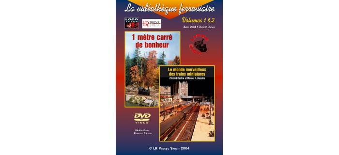 DVDBON La vidéothèque ferroviaire vol 1 & 2