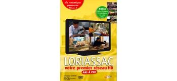 DVD Loriassac votre 1er réseau pas à pas