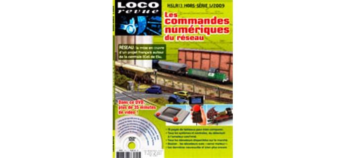 Train électrique : HSLR13 - Les commandes numériques du réseau