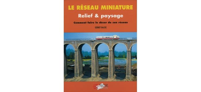 RMRP Le réseau miniatures, relief et paysage