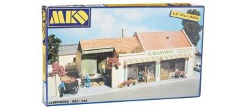Modélisme ferroviaire : MKD MK640 - Jardinière