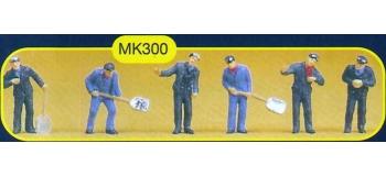 mkd mk300 Mecaniciens et Chauffeurs