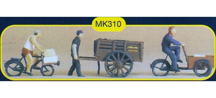 mkd mk310 Livreurs