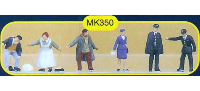 mkd mk350 Clochards, agents de ville et gardes-champêtres