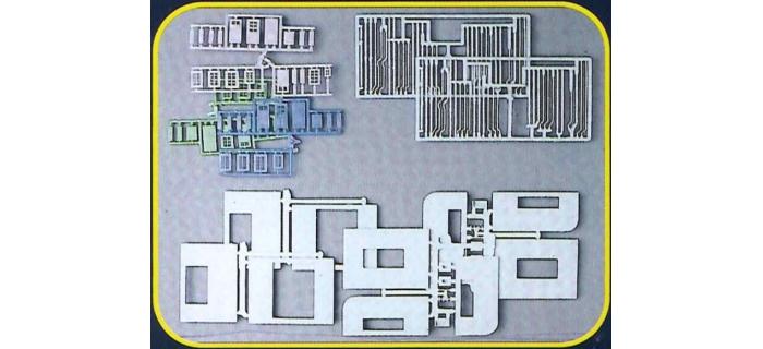 mkd mk451 Trottoirs et socles