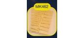 mkd mk462  Assortiment de planches