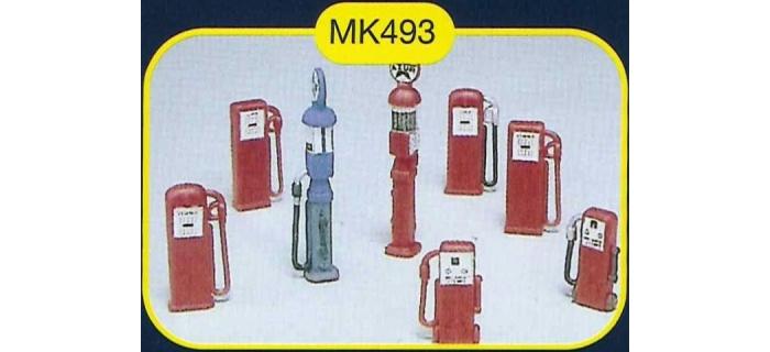 mkd mk493 Pompes à essence