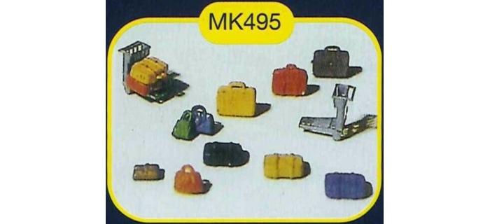 mkd mk495 Chariots et bagages