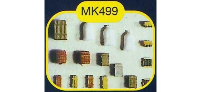 mkd mk499 Sacs, tonneaux, caisses.