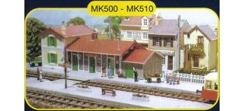 mkd mk500 Gare de fay aux loges