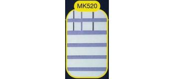 mkd mk520 quai