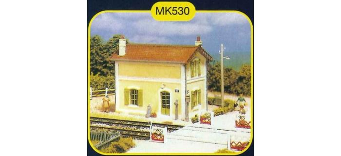 mkd mk530 Maison de garde barrières