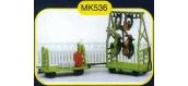 mkd mk536 Chariots de quai