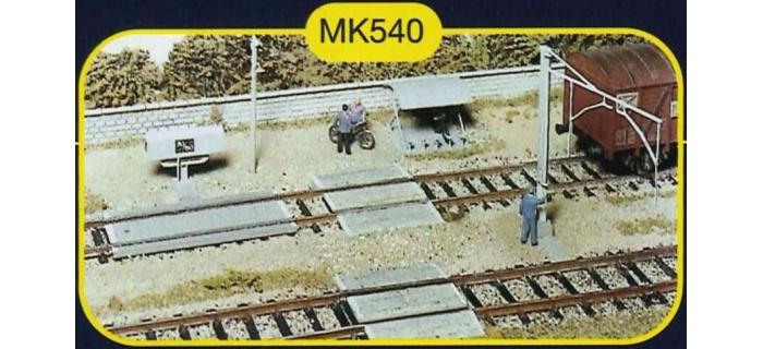 mkd mk540 Accessoires pour  gare de marchandises