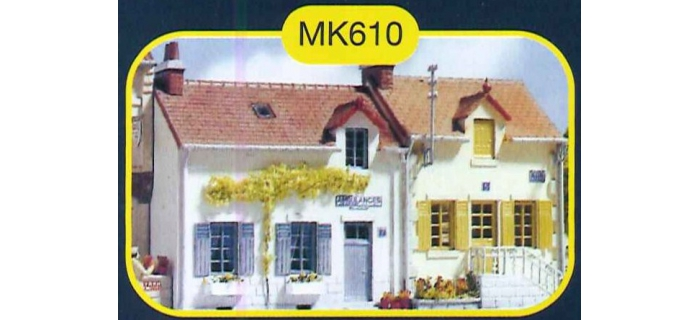 mkd MK610 maisons jumelles