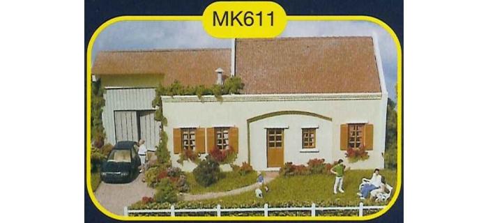 mkd MK611 pavillon