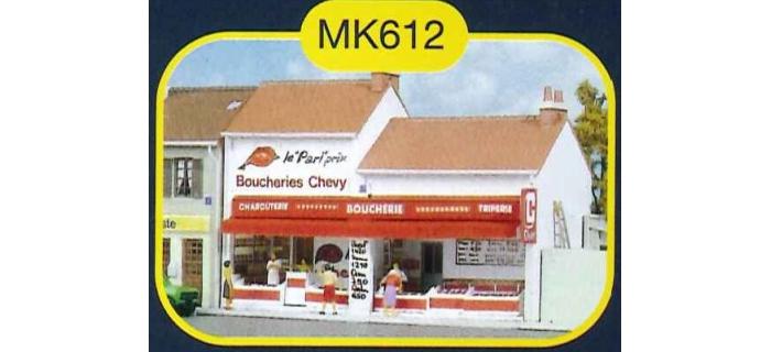 MKD MK612 boucherie