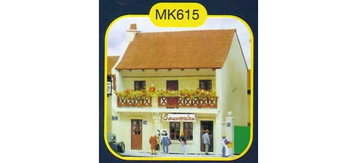mkd MK615 boutique souvenirs