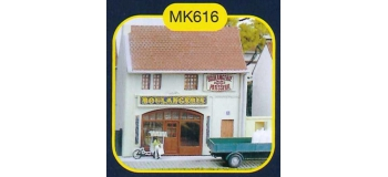 mkd MK616 boulangerie