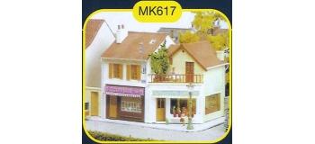mkd MK617 fleuriste et coiffeur